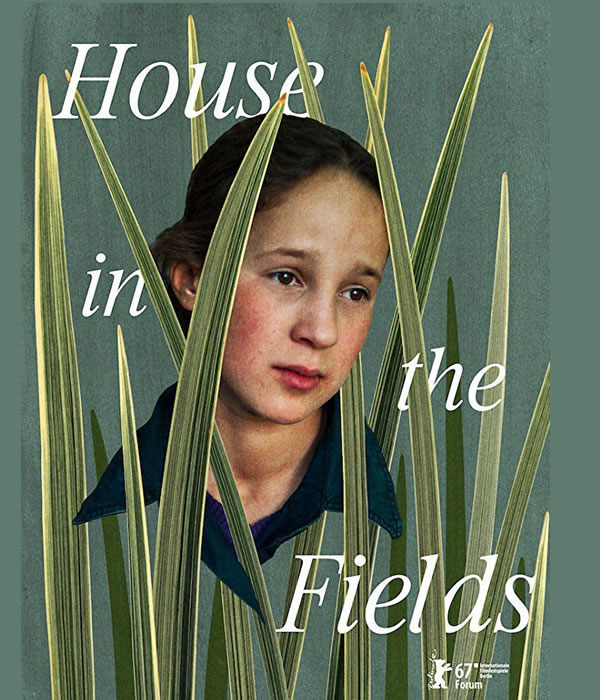 HOUSE IN THE FIELDS